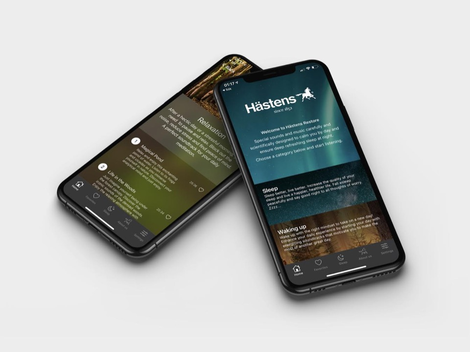 Hastens-Restore-App