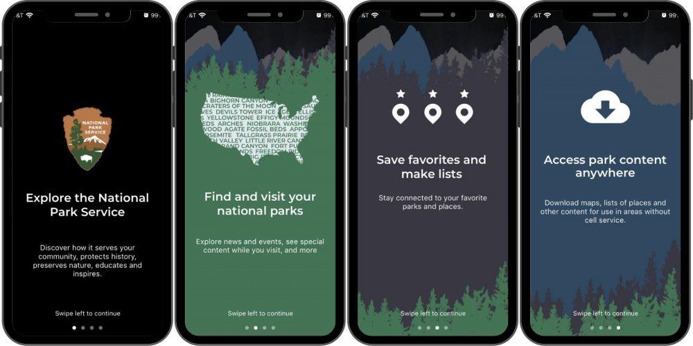 Official-National-Park-Service-App