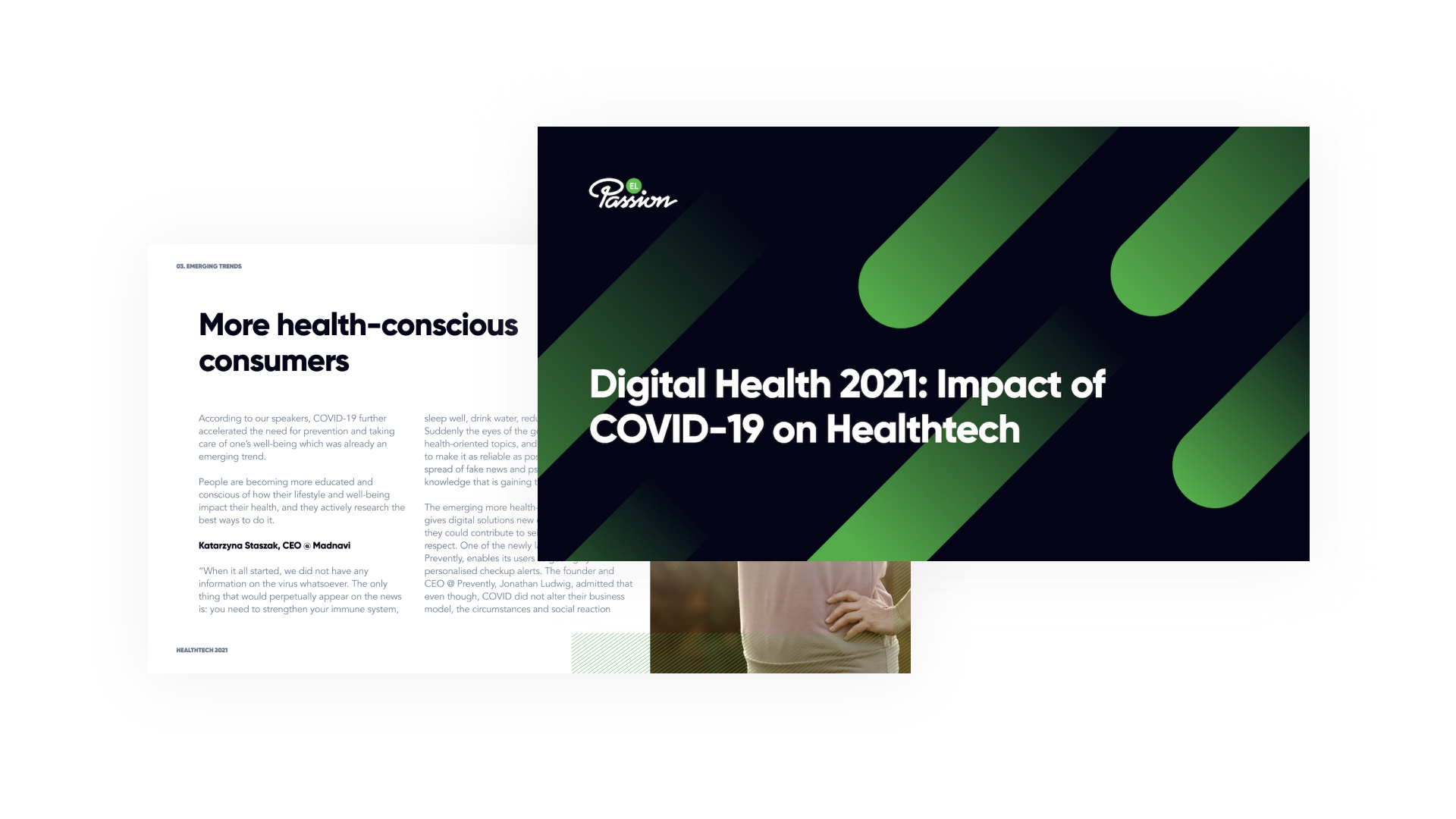 Digital health trends 2021 report preventive care
