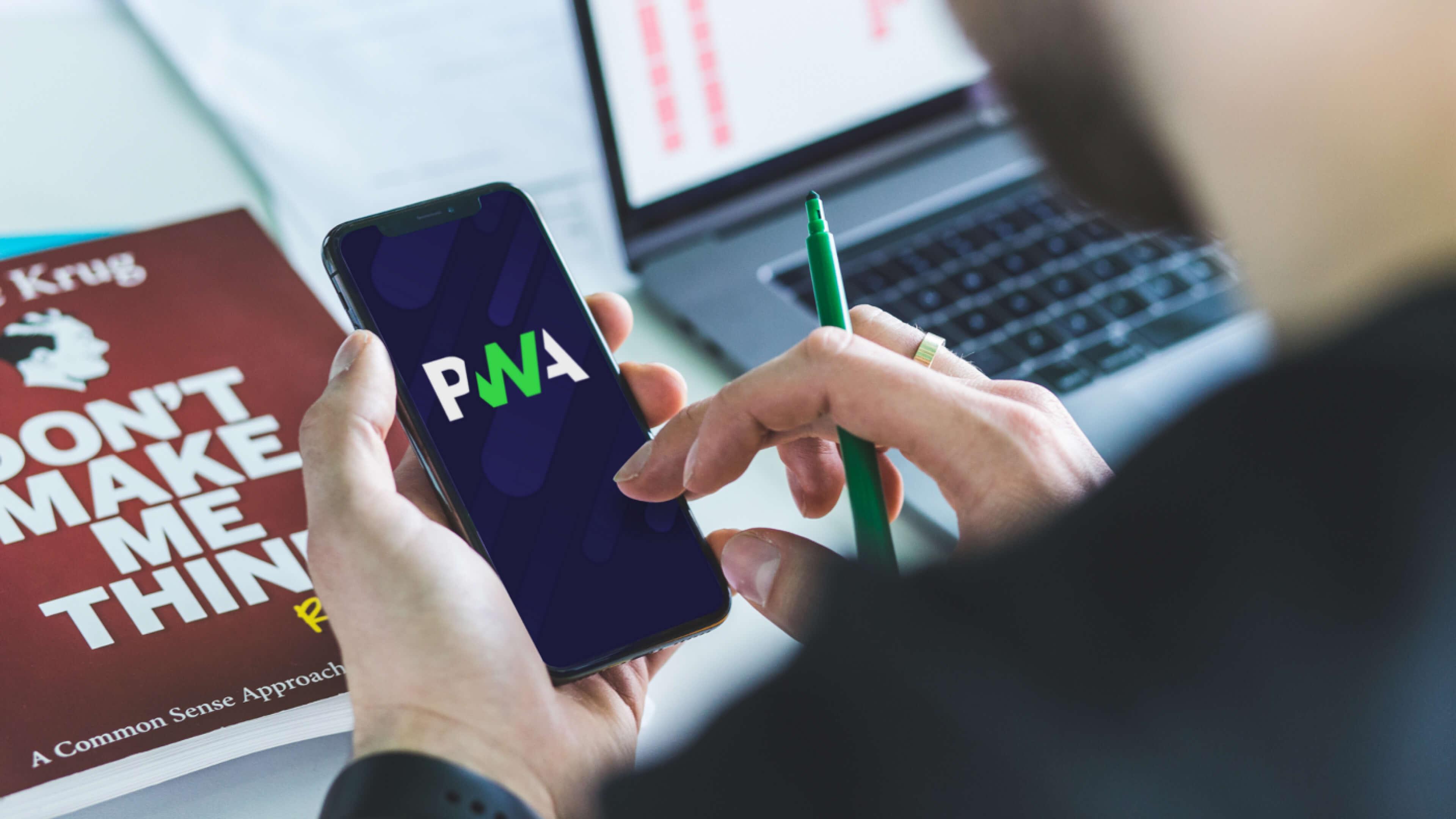 PWA development EL Passion